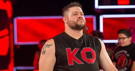 Backstage News On Why WWE Made Kevin Owens A Babyface Again