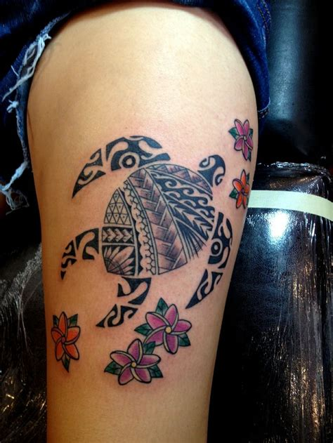 Posted in gallery: Hawaiians styles tattoos