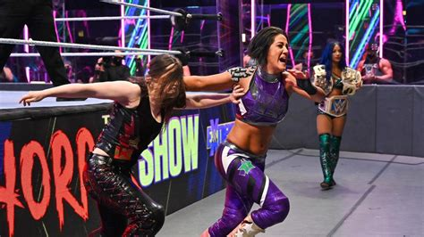 Bayley, Sasha Banks have been two of WWE's brightest stars