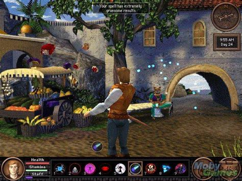Quest for Glory V: Dragon Fire (Mac) - My Abandonware