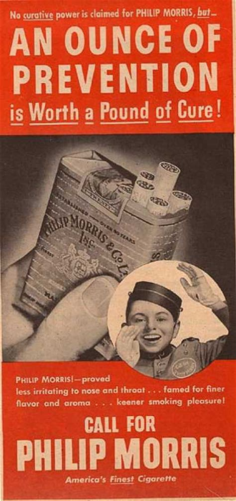 Vintage Tobacco/ Cigarette Ads of the 1940s (Page 31)